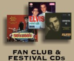A SELECTION OF WORLDWIDE FAN CLUB CD's