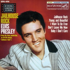 Jailhouse Rock - cover