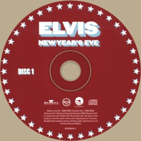 New Year's Eve - disc 1