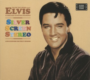 Silver Screen Stereo - cover