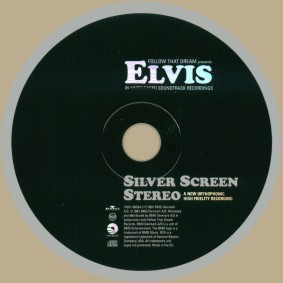 Silver Screen Stereo - disc