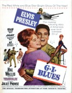 Advertisement for G.I. Blues