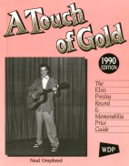 Neal Umphred - A Touch Of Gold - 1st Edition