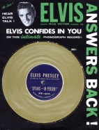 Elvis Answers Back