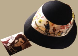 hats from 1957 featured a photo from Loving You