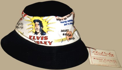 hard to believe: this hat was made more than 50 years ago!