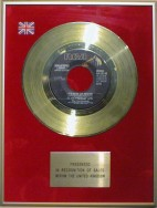 It's Now Or Never - British Gold Award